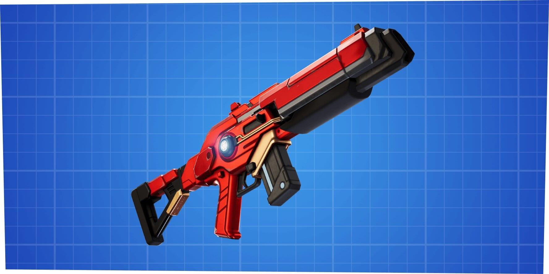 rifle de energía star industries