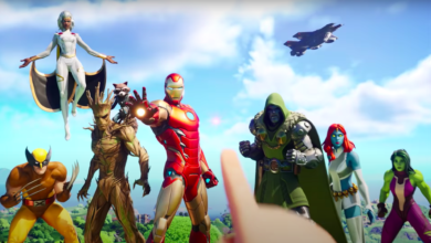 Photo of Fortnite Season 4: Trailer muestra superhéroes de Marvel, caos y villanos malvados