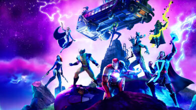 "Fortnite: el tráiler de ""Battle Pass"" para la temporada 4 te trae a Iron Man y Groot"