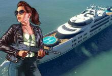 GTA Online: así es como ahora gana dinero con un yate