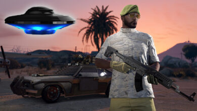 Photo of GTA Online: los mineros de datos encuentran y juegan una misión alienígena secreta con un ovni gigante