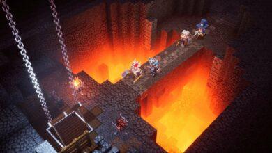 Photo of Guía de límite máximo de nivel y límite de potencia de Minecraft Dungeons