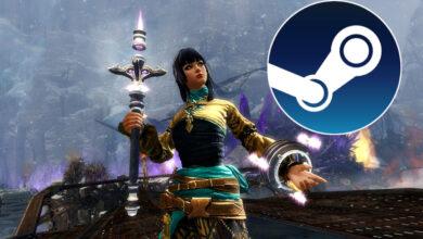 Guild Wars 2 sale 8 años después de su lanzamiento en Steam y podría valer la pena