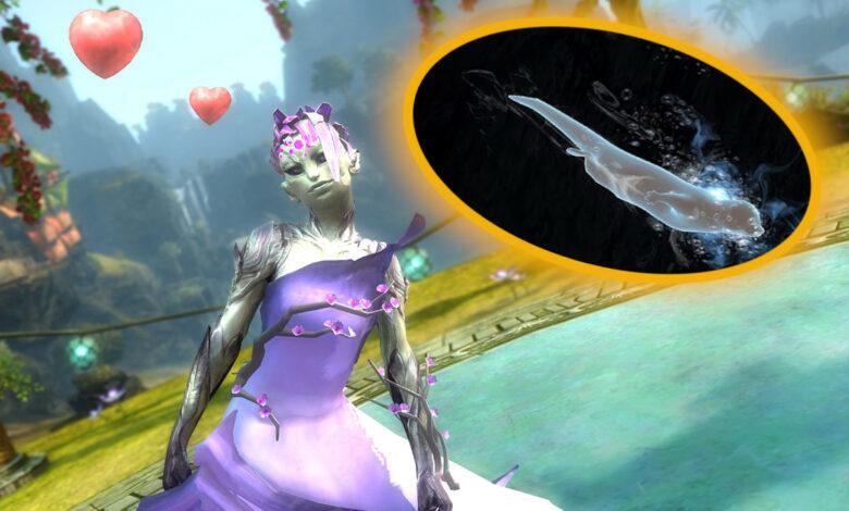 Guild Wars 2: tengo la nueva nutria linda y tú también la necesitas