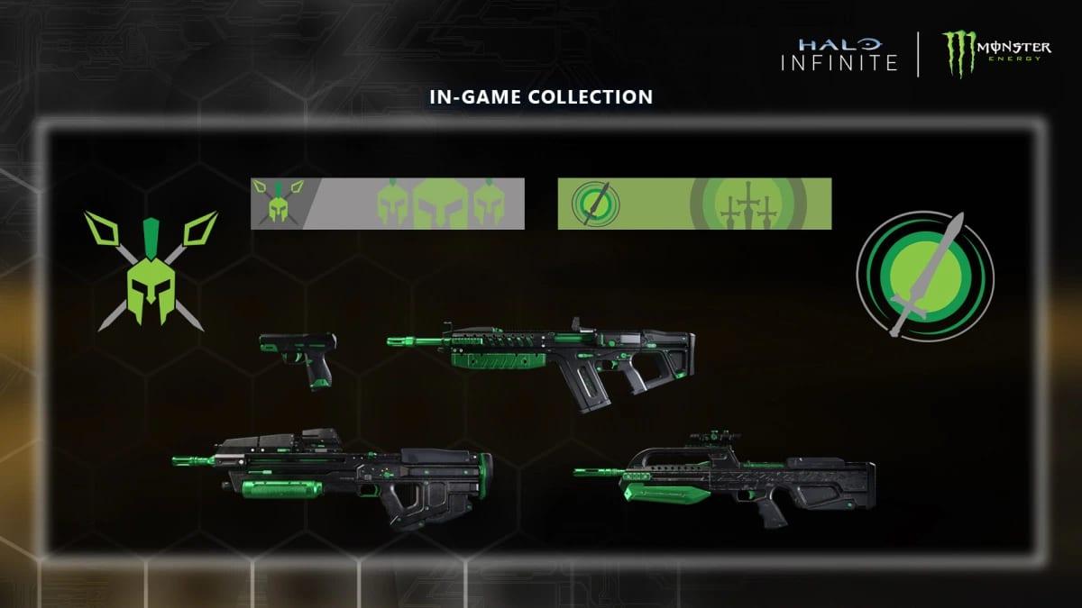 Objetos de Halo Infinite