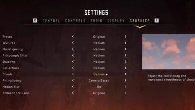 Horizon Zero Dawn PC: la mejor configuración de gráficos