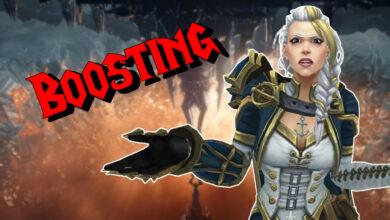Impulsar servicios en MMORPG como WoW: ¿bueno o debería prohibirse?