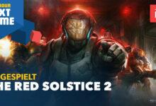 Jugué el nuevo The Red Solstice 2 con 6 extraños y tuve miedo todo el tiempo