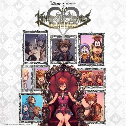 Melodía de los recuerdos de Kingdom Hearts (5)
