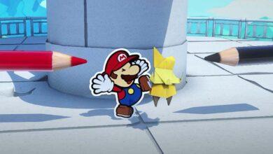 Photo of La nueva actualización de Paper Mario: The Origami King aplasta un par de errores