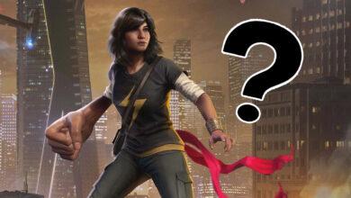 La versión beta de Marvel Avengers para PS4 se lanzará mañana: ¿estás ahí?