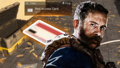 Las tarjetas rojas están de vuelta en CoD Warzone: trae botín y secretos