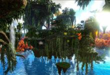 Los jugadores de consola finalmente obtienen uno de los mapas más populares de ARK
