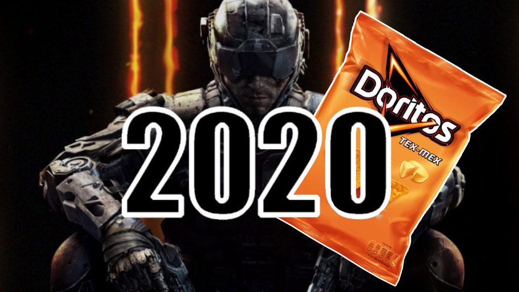Título de Doritos de Call of Duty 2020