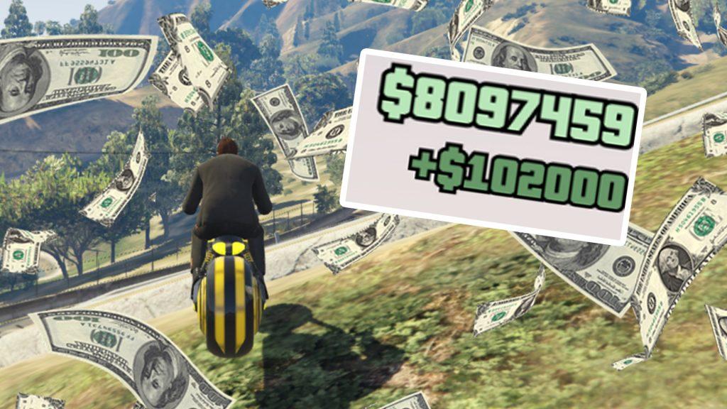 Dinero del título de Vinewood Hills de GTA Online