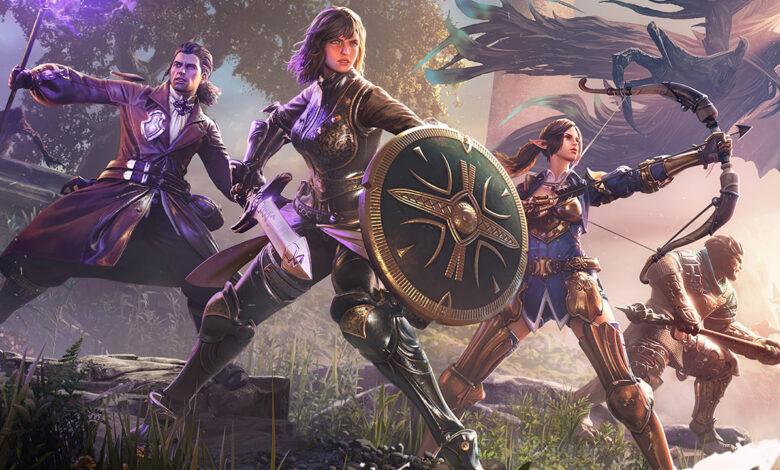 MMORPG Bless Unleashed comienza la primera beta de PS4 la próxima semana