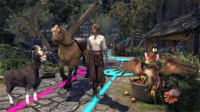 MMORPG ESO: con la nueva actualización gratuita está lleno de actividad en tus casas