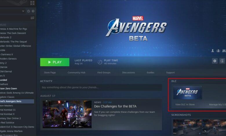 Marvel's Avengers: cómo habilitar el paquete de texturas de alta resolución