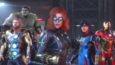 Marvel's Avengers: todos los héroes jugables de un vistazo
