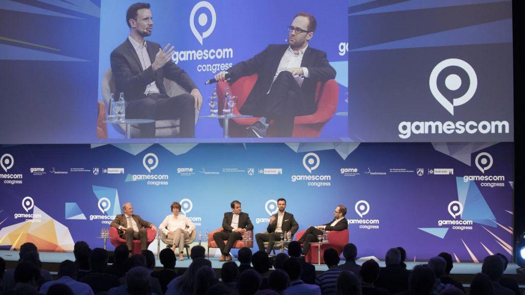 congreso gamescom