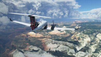 Photo of Microsoft Flight Simulator: ubicación en la isla de Epstein