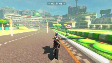 Photo of Modder agrega la pista de Mario Kart a Zelda: Breath of the Wild