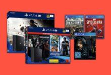Ofertas principales en Amazon: PS4 Pro y juegos muy reducidos