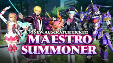 """Photo of Phantasy Star Online 2 revela la colección Scratch AC """"Maestro Summoner"""""""