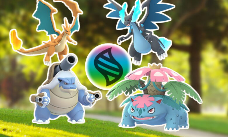 Pokémon GO: Cómo derrotar a las nuevas mega incursiones con Turtok, Charizard, Bisaflor