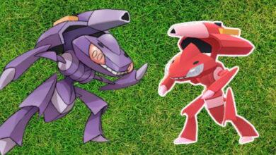 Pokémon GO: Einall-Woche trae incursiones de Genesect y estos Shinys