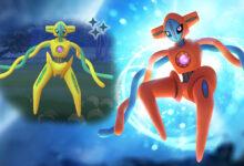 Pokémon GO: Enigma Week trae las incursiones de Deoxys y estos Shinys
