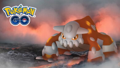 Pokémon GO: Heatran es el nuevo jefe de incursión, ¿merece la pena?