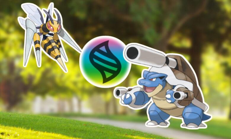 Pokémon GO: Mega desarrollos probablemente poco antes del lanzamiento - Eso se encontró