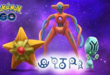 Pokémon GO comienza la semana Enigma mañana, eso está adentro