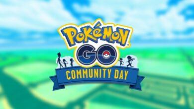 Pokémon GO: eliges Pokémon para los Días de la comunidad en septiembre y octubre