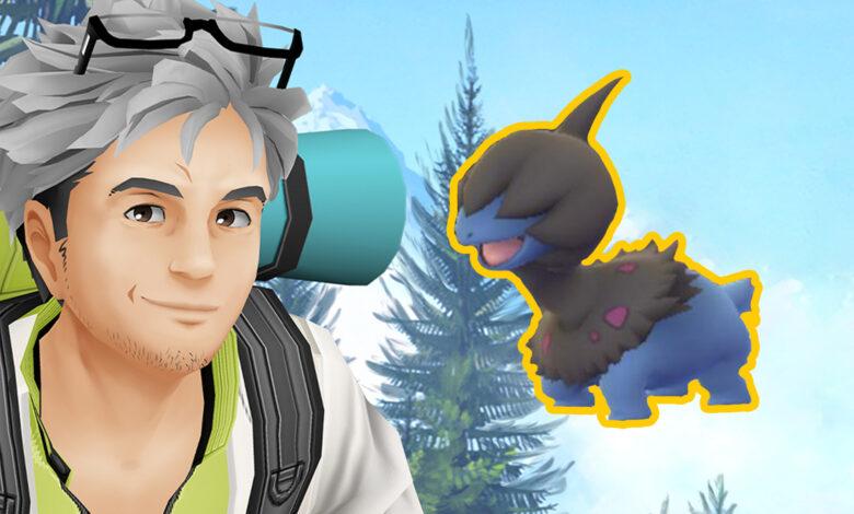 Pokémon GO: guarda tus encuentros de Kapuno hasta mañana, vale la pena