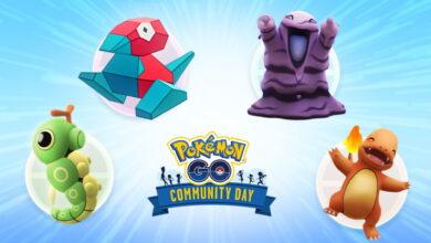 Pokémon GO: toma nota de estas fechas para los Días de la comunidad en septiembre y octubre