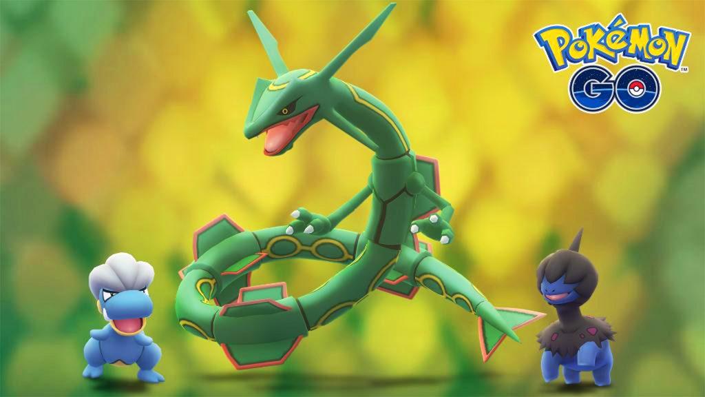 Título de la semana del dragón Pokémon GO