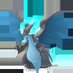 Mega Charizard X Pokémon GO