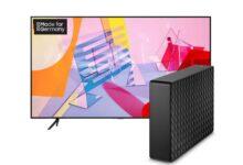Photo of Samsung QLED TV, disco duro externo y más en Saturn reducido