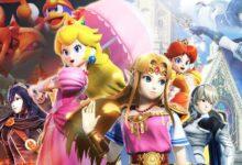 Photo of Siguiente Torneo de Super Smash Bros.Ultimate enfrenta a la realeza contra la realeza