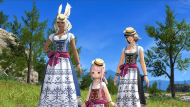 También en Final Fantasy XIV se aplica: si quieres celebrar el Oktoberfest como es debido, tienes que pagarlo