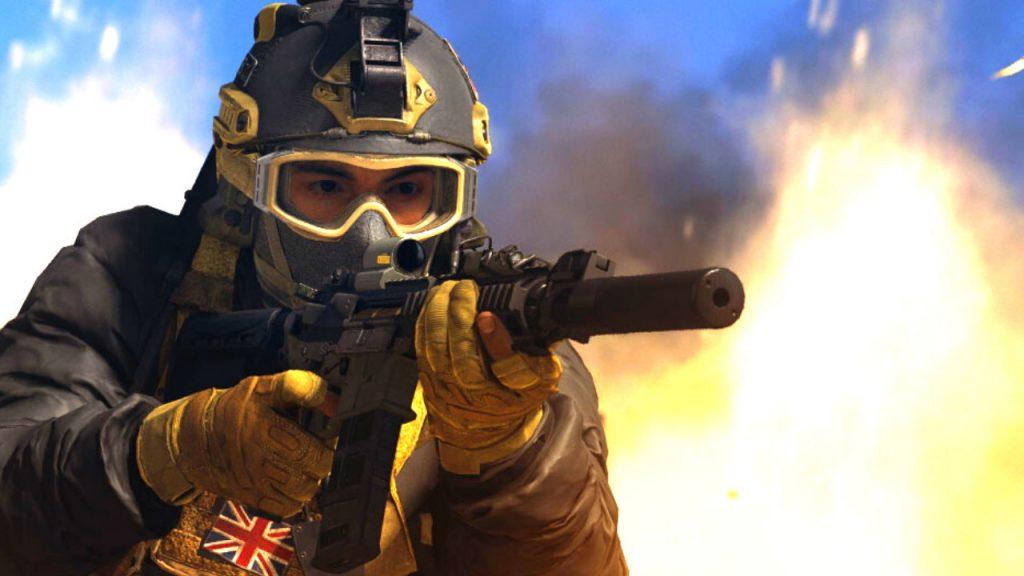 bacalao guerra moderna zona de guerra armas mp7 hipfire setup título
