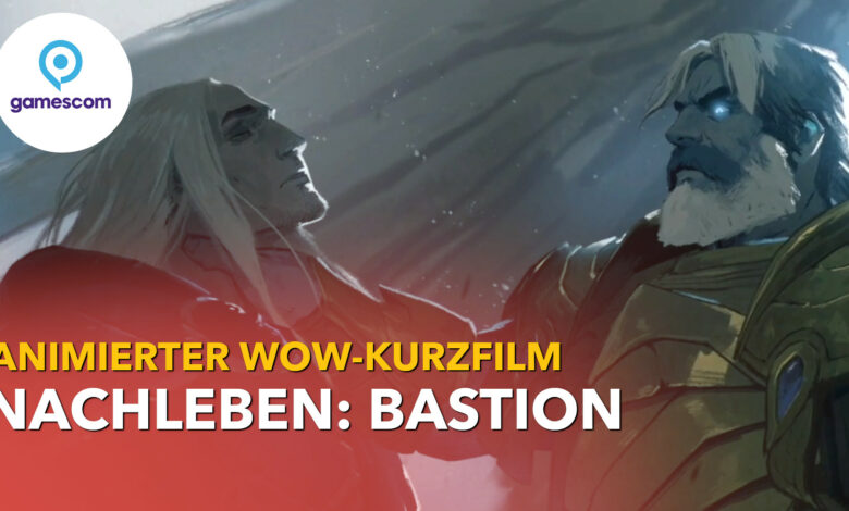 """WoW Shadowlands: Uther's Destiny - Aquí está el primer """"Bastión"""" cinematográfico"""
