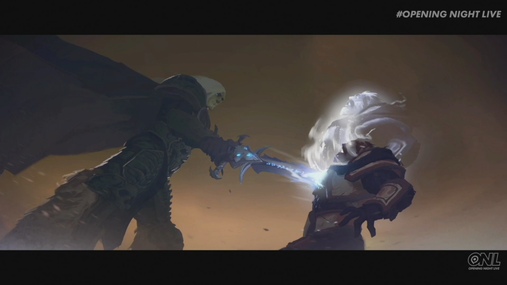 WoW Bastion Uther Death