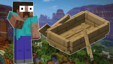 Photo of ¿Por qué matarte exactamente 49 bloques en Minecraft cuando vas en barco?