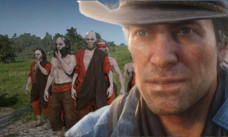 ¿Red Dead Online finalmente está recibiendo a sus zombies? Esto muestra una nueva fuga
