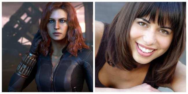 Laura Bailey - Viuda Negra / Natasha Romanoff