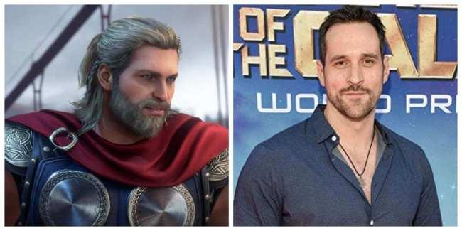 Travis Willingham por Thor