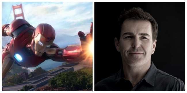 Nolan North - Iron-Man / Tony Stark